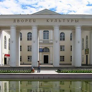 Дворцы и дома культуры Якшур-Бодьи