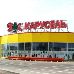 Гипермаркеты Якшур-Бодьи