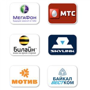 Операторы сотовой связи Якшур-Бодьи