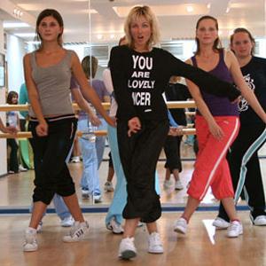 Школы танцев Якшур-Бодьи