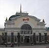 Железнодорожные вокзалы в Якшур-Бодье