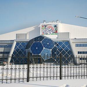 Спортивные комплексы Якшур-Бодьи