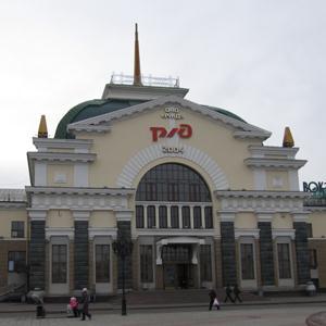 Железнодорожные вокзалы Якшур-Бодьи
